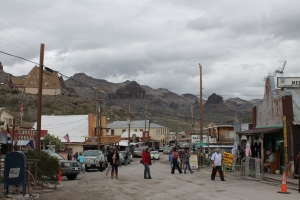 Welcome to Oatman!