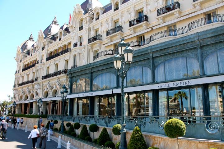 Paris Casion, next to the Monte Carlo