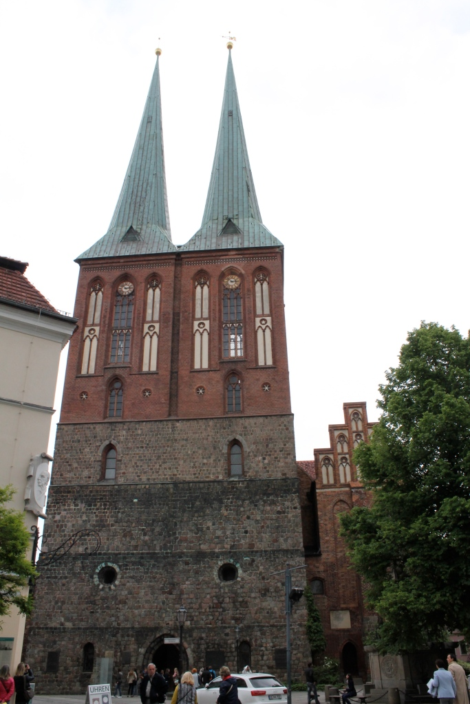 Oldest church in Berlin