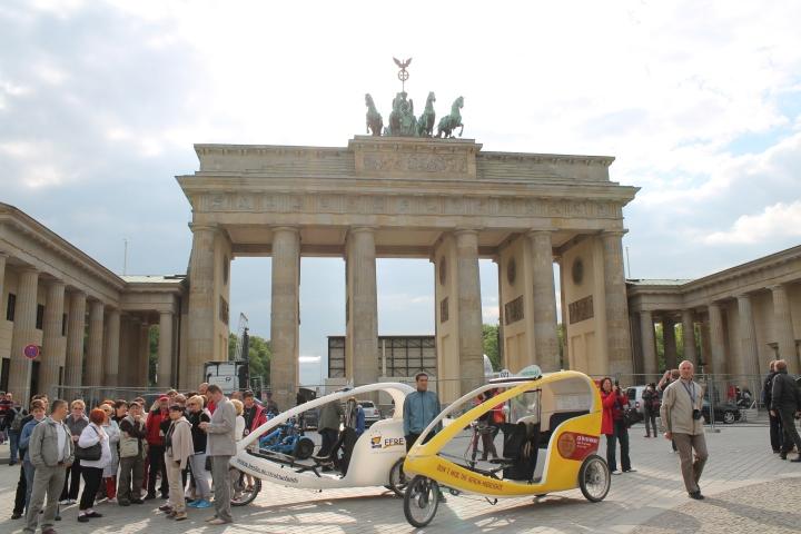 Brandenburg Tor!