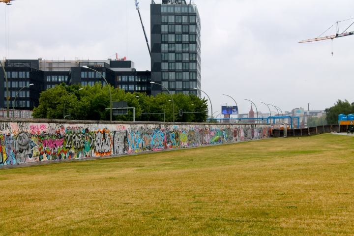 The East Side Gallery